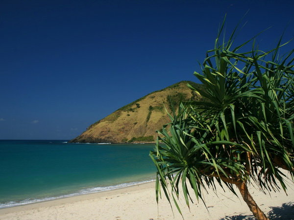 Another Stunning View of Mawun Beach Lombok