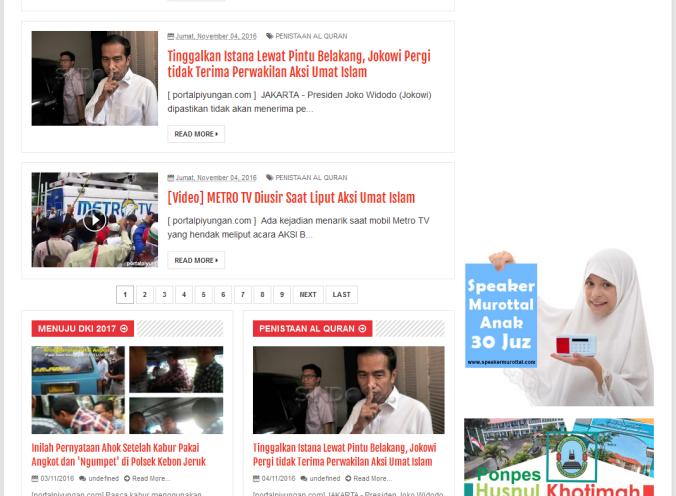 portalpiyungan.com di blokir rezim jokowi yang brutal telah berhasil dibuka